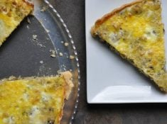 A sweet and savory dish, the Wild Rice Tart is perfect for brunch or dinner. It's a great combo of simple and delicious!