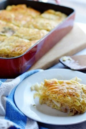 Cabbage Pie is easy, delicious, and so friendly on the budget!