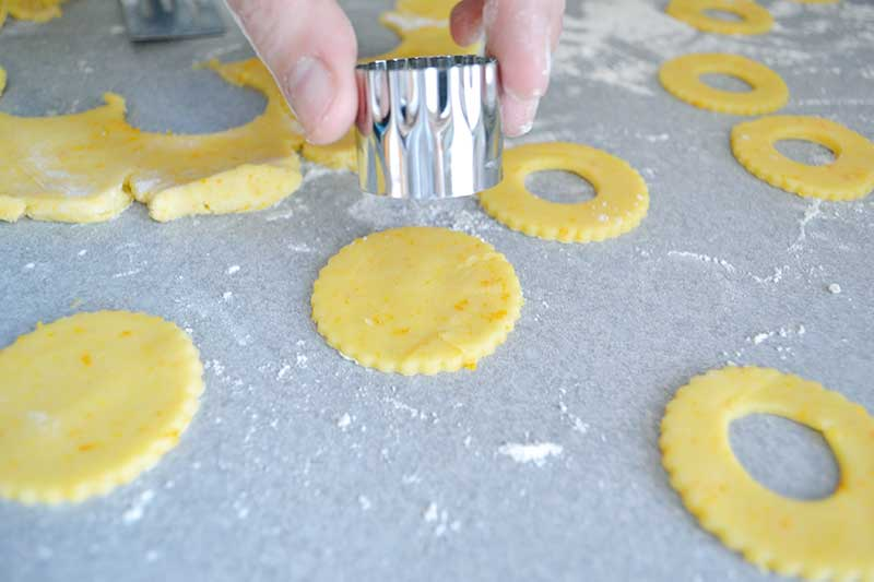 Citrus stained glass window cookies are so delicious, beautiful, and a great way to use leftover jam!