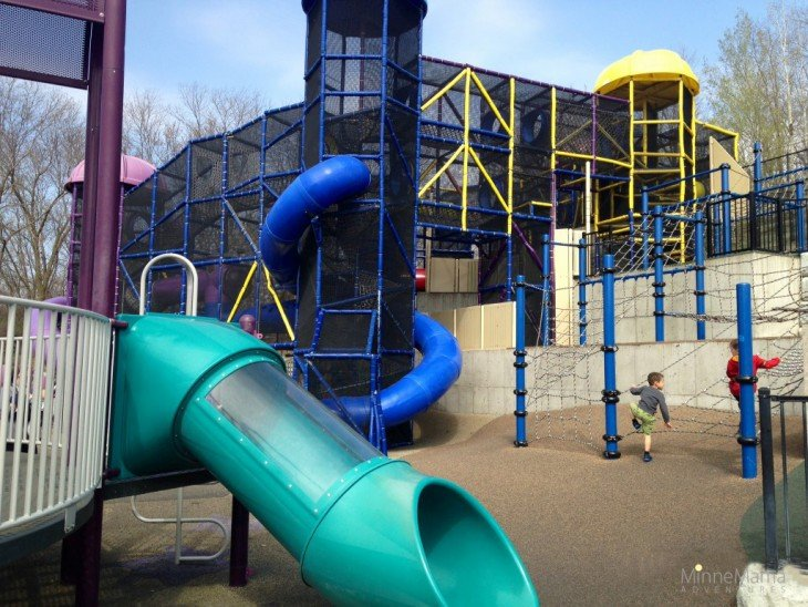hyland chutes and ladders park