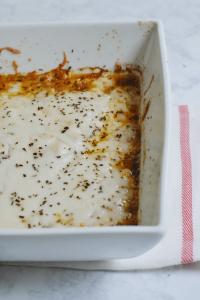 Portabella Parmesan Recipe