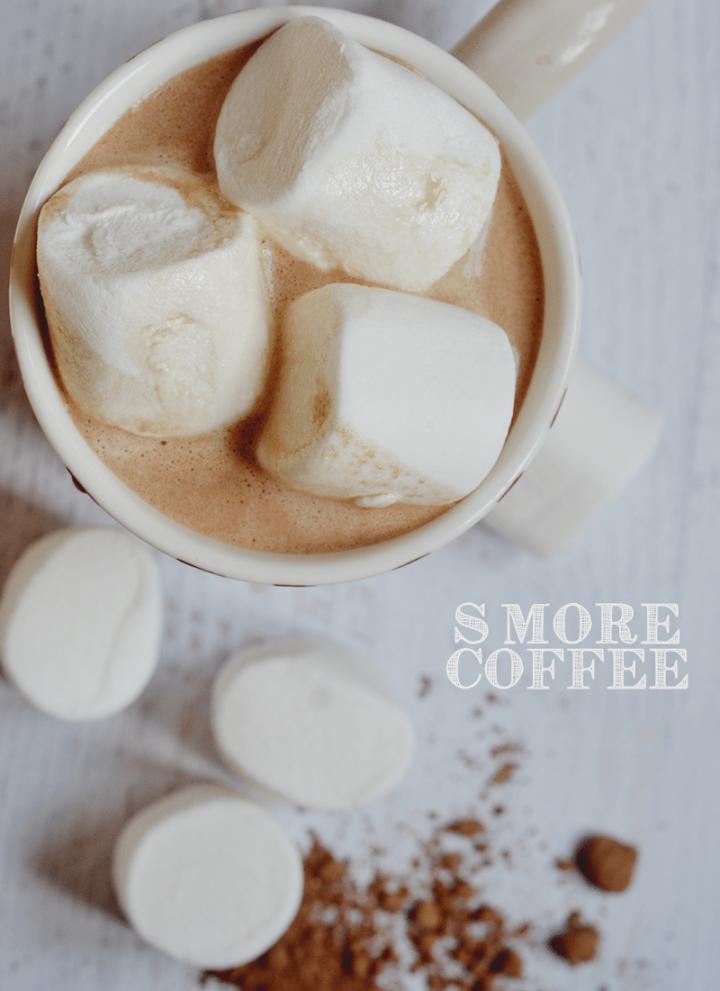 S'more Coffee Recipe