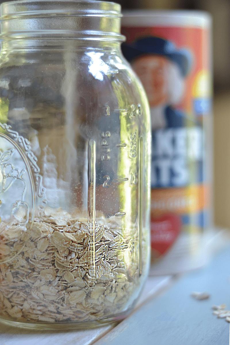 Maple Wild Rice Overnight Oats recipe.