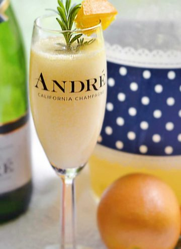 Lavender Mimosa Recipe (pitcher recipe)