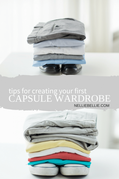 Capsule Wardrobe: beginner's guide