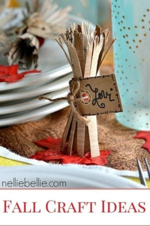 Fall craft ideas for your weekend1