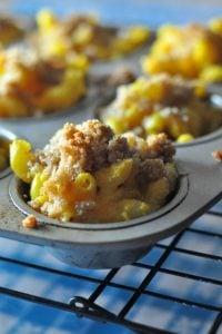 Mac and Cheese Cupcakes