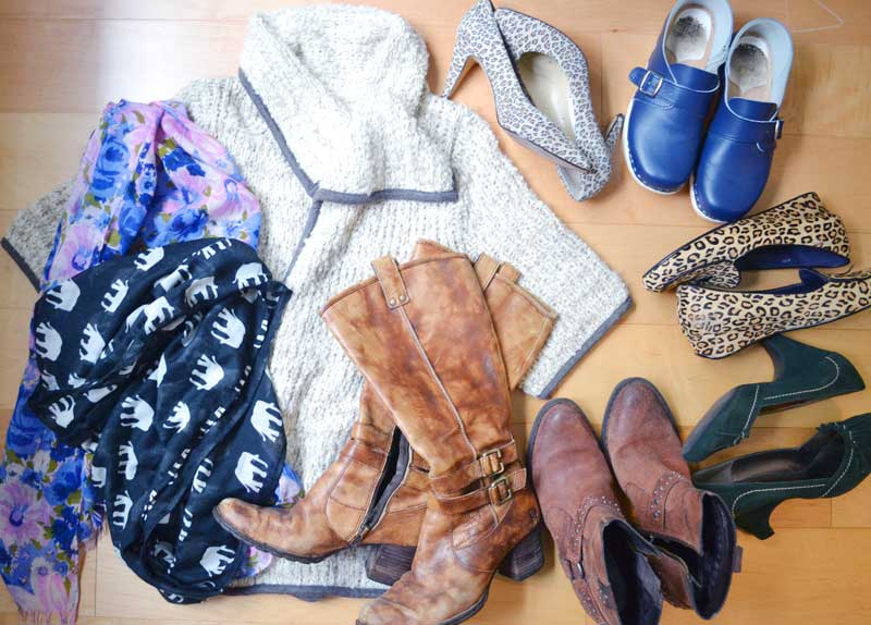 why I'm giving up my capsule wardrobe for good.