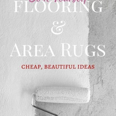 Cheap Flooring Ideas for the DIY-er