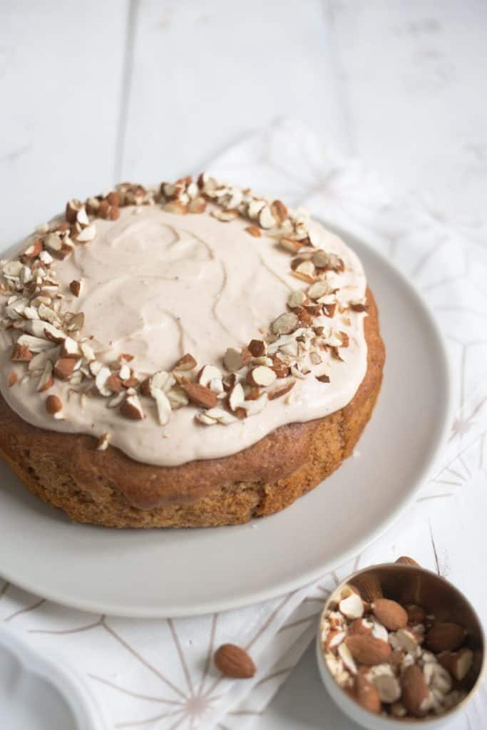 BUtternut Squash Cake recipe that is easy, delicious, and moist!