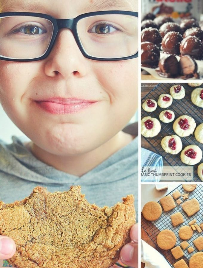 eight fall cookie recipes you can bake up in under 30 minutes!