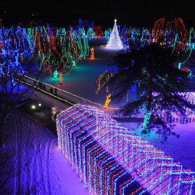Visit Mankato–Christmas Lights Festival