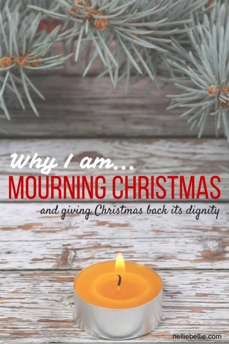 Mourning Christmas