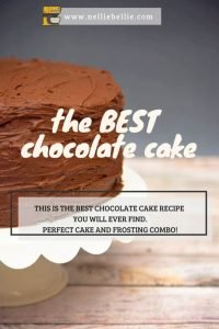 the best homemade chocolate cake recipe from scratch