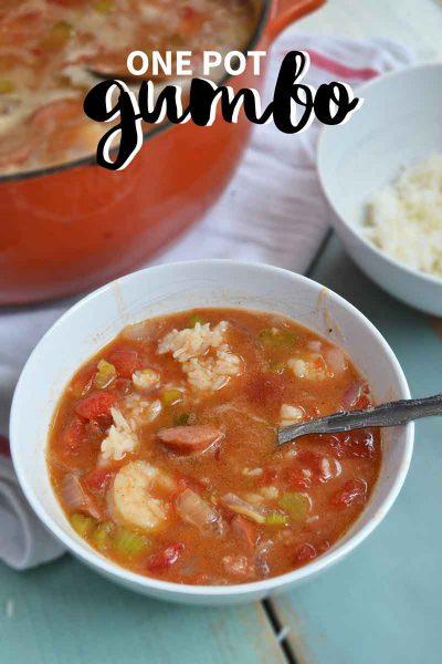 one pot gumbo recipe