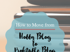How to move your hobby blog to a profitable, successful blog. These are the things YOU can control. Ways that you can make changes that will absolutely change your business!