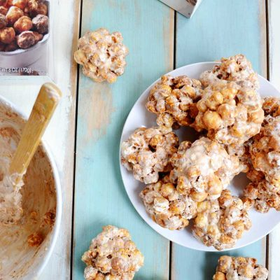 21 Fun Popcorn Recipes to make with kids