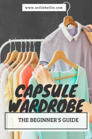 The beginner's guide to getting started on a capsule wardrobe. Beat overwhelm, save money and energy, and look great!