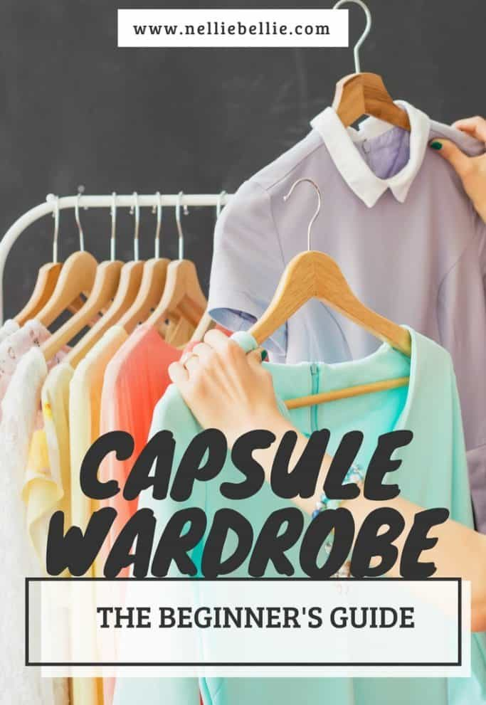 Capsule Wardrobe: beginner's guide