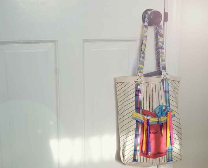 School Supply Storage for tiny homes