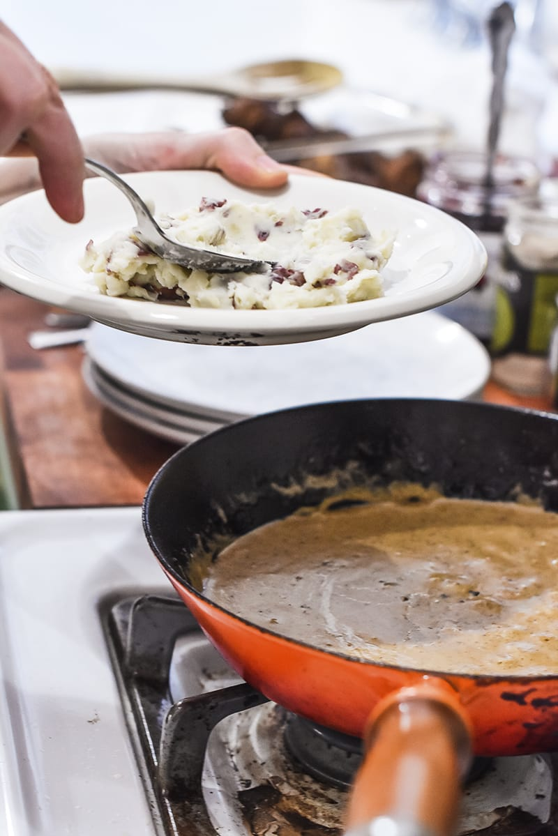 swedish meatballs sauce