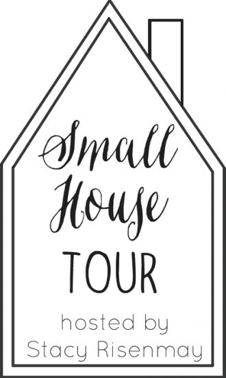 12 Small Home Tours (Blog Hop)