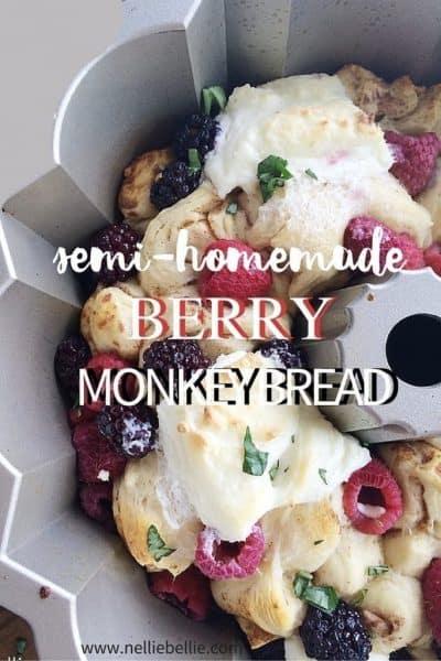 Berry Monkey Bread