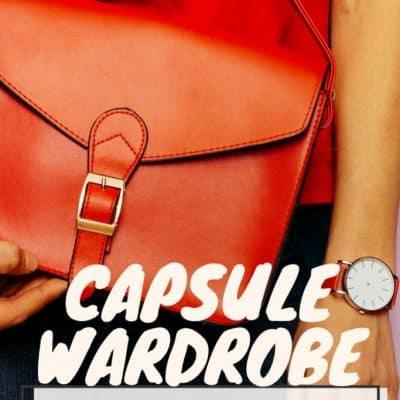 Capsule Wardrobe: accessories