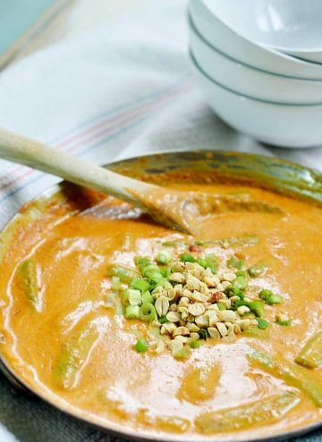 Thai Peanut Curry Sauce Recipe