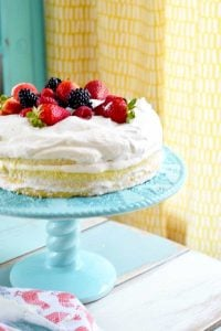 the Best Tres Leches cake recipe