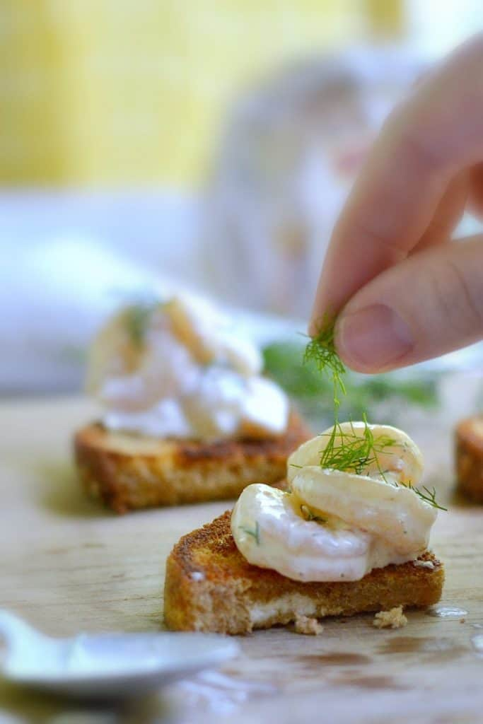 toast skagen recipe6