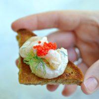 Swedish Skagen Toast