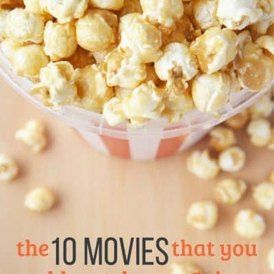 10 movies you could watch over 5 times and still love (reader chosen)