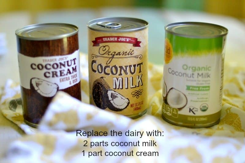 how to get cream from coconut milk