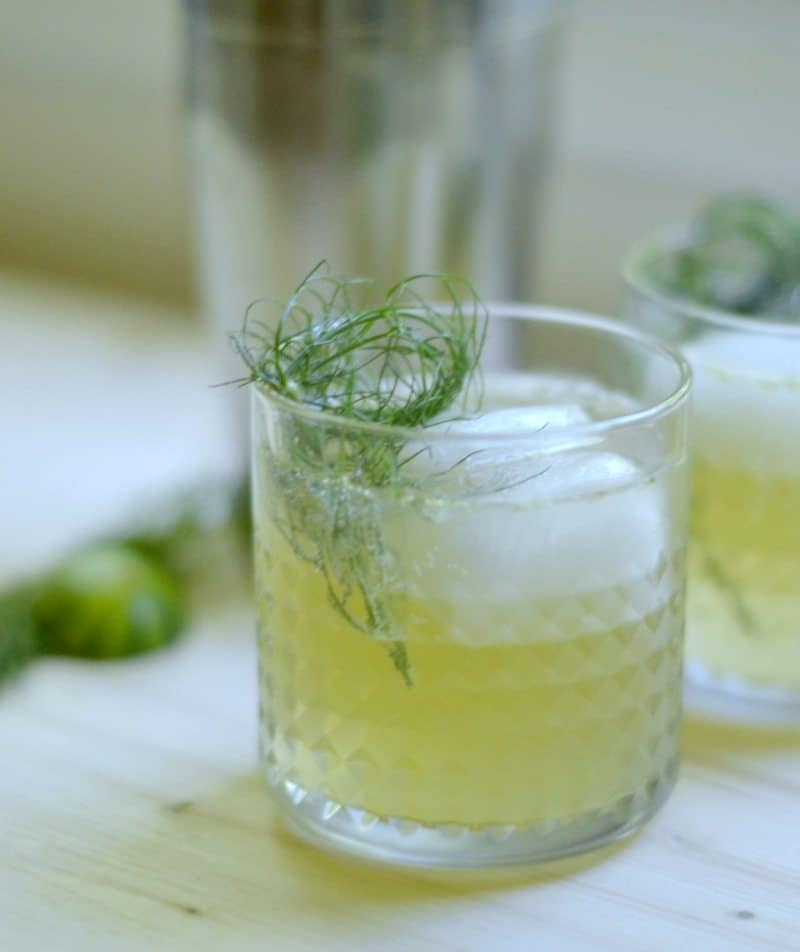 cucumber old fashioned