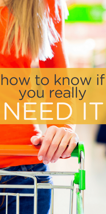 How to Know if you Need It