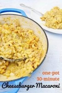 homemade Cheeseburger Macaroni Recipe