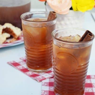 Lucette's Iced Tea (Maple Cinnamon)