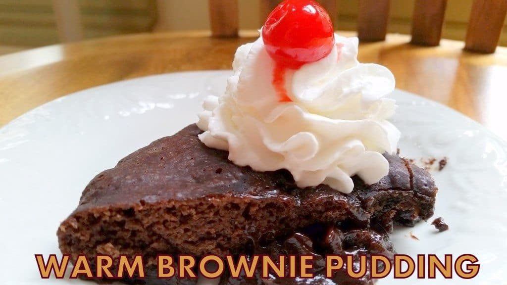 warm-brownie-pudding