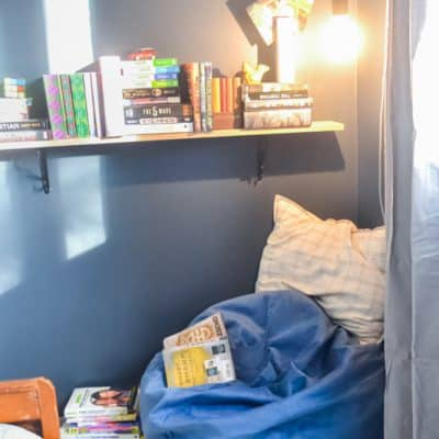 GIVEAWAY-Creating a Reading Nook for kids