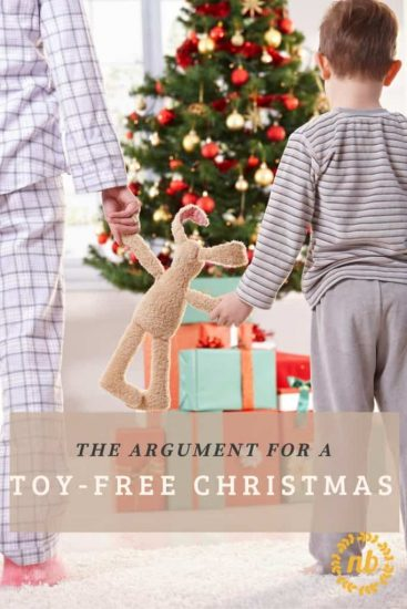 The Argument for a Toy-Free Christmas