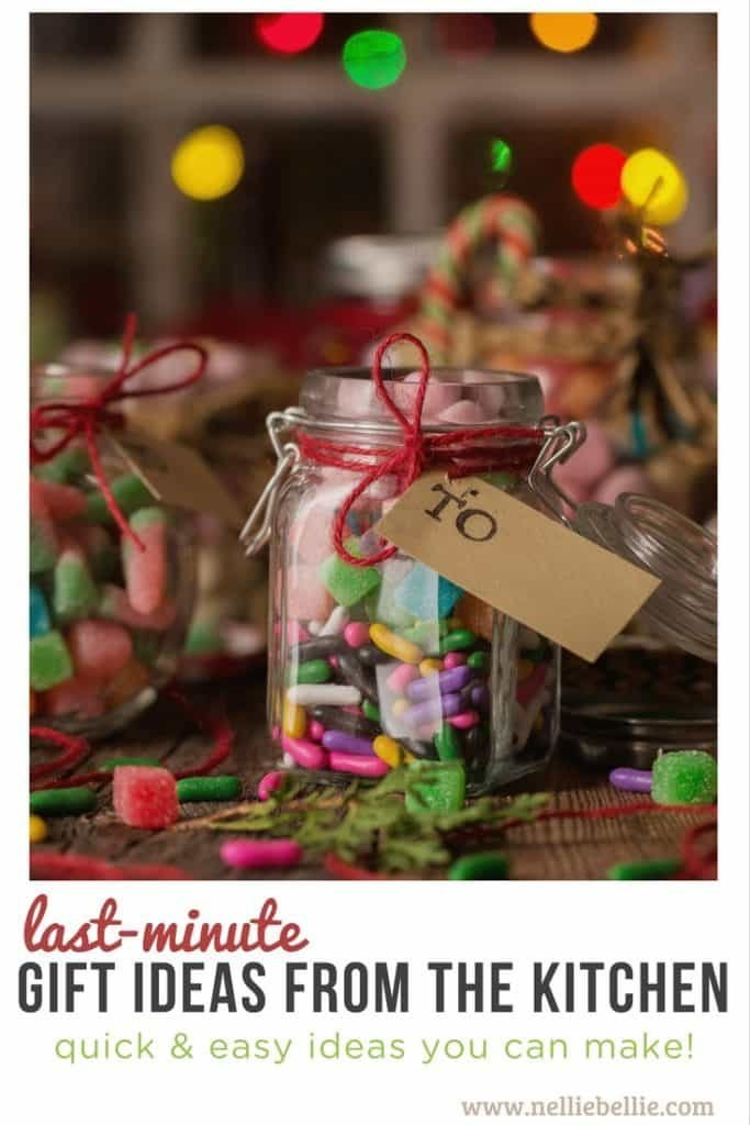 last minute gifts pinterest christmas