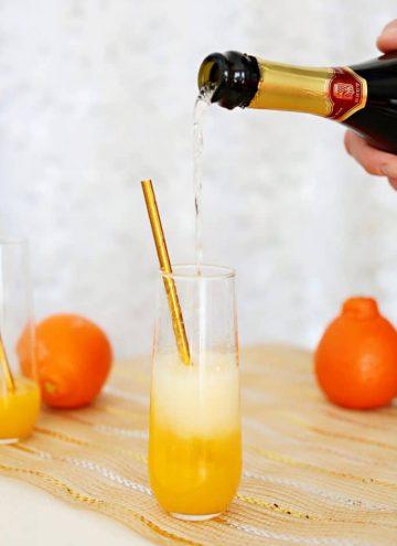 Tangelo Prosecco Mimosas