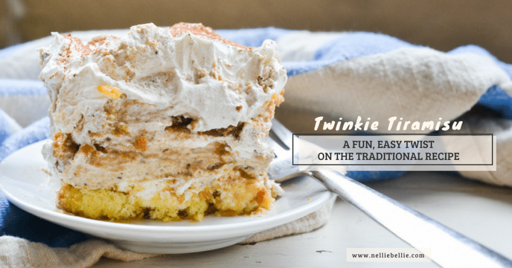 Twinkie Tiramisu: a fast and easy version of the classic recipe