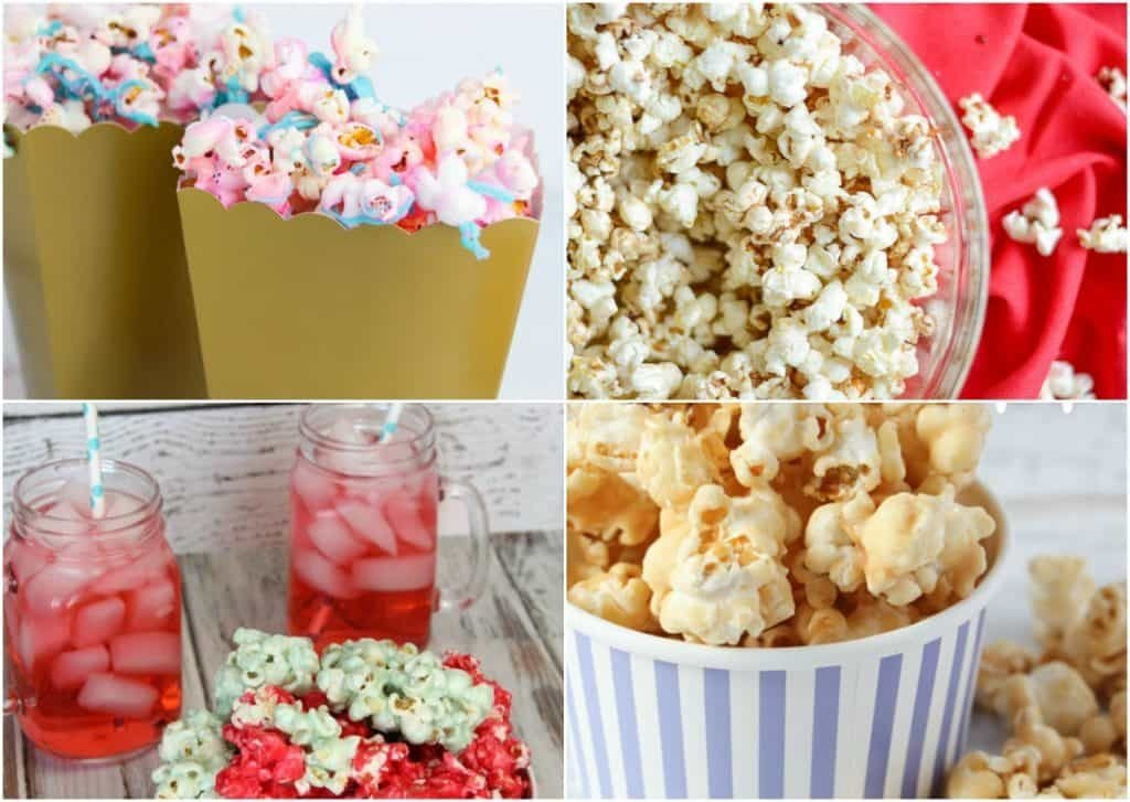 21 fun popcorn recipes to make with kids!