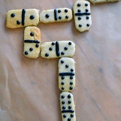 Cookie Dominoes