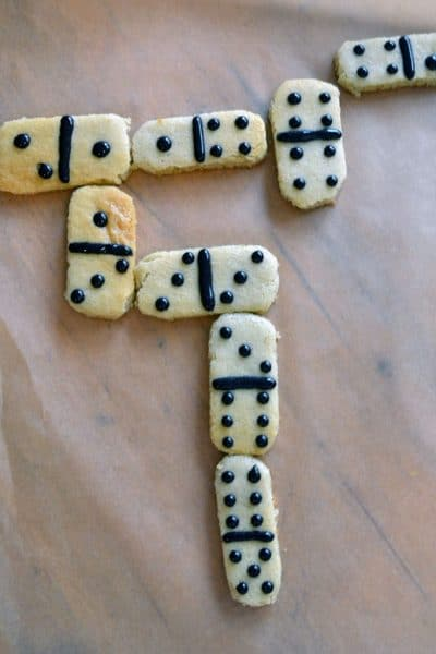 Cookie Dominoes