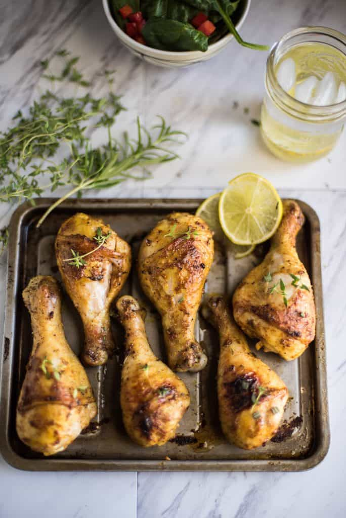Oven Baked Chicken Drumsticks Crispy And Juicy Every Time