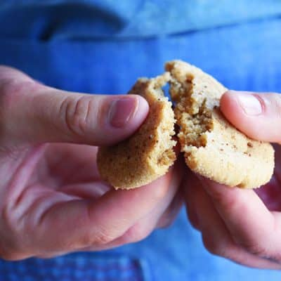 easy Ginger Cookies (no molasses)
