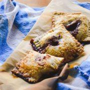 easy 2 ingredient homemade Pop Tarts